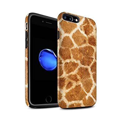 STUFF4 Phone Case/Cover/Skin / IP-3DTBM / Animal Fur Effect/Pattern Collection from Stuff4