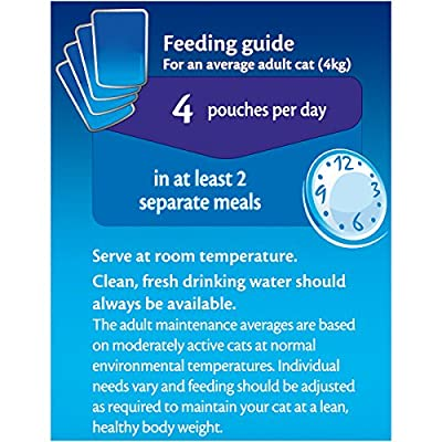 Felix Fish Selection in Jelly Wet Food Pouch, 40x100g by Felix
