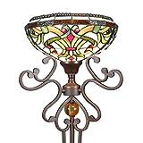 Htdeco - Luminaires - Stehlampe Tiffany - Serie Indiana