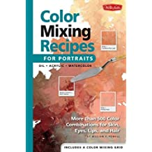 Color Mixing Recipes for Portraits