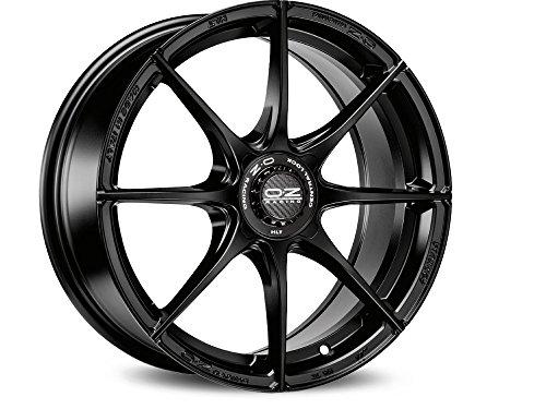 Oz Formula HLT 4F Matt Black 7.5x 17ET404x 108L Serie-EXT. Durchmesser 75mm Alufelge