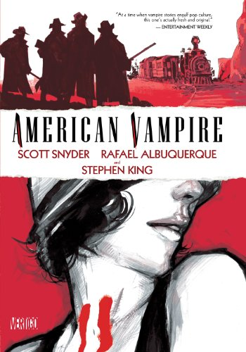 American Vampire Vol. 1 (English Edition)