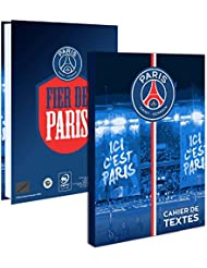 Cahier de texte PSG - Collection officielle PARIS SAINT GERMAIN