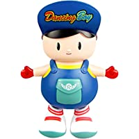 Zest 4 Toyz Bump and Go Electric Dancing Boy Cute Music Light Toy, Dancing Toy, Battery Operated Toy,Kids Baby Electric…
