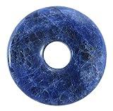 Lebensquelle Plus Sodalith Edelstein Donut Ø 30 mm Anhänger