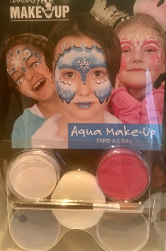 (Fantasy Aqua Make Up Picture Pack Prinzessin)