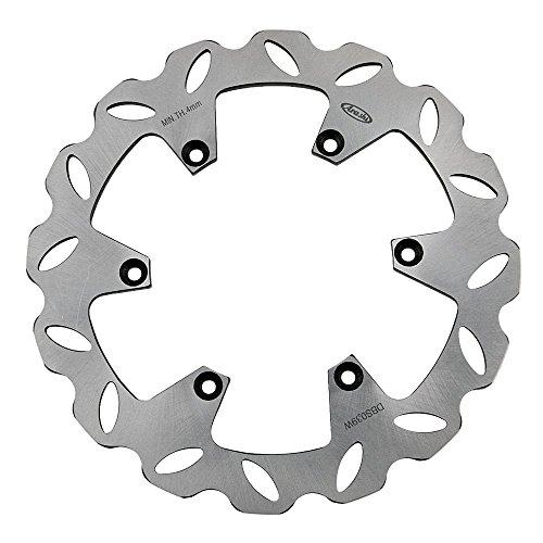 Rotors de disque de frein arrière GZYF pour RM 125 00-09 et RM 250 00-08 & DRZ SM 400 05-09