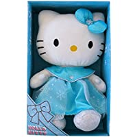 Jemini 022883 - Peluche de Hello Kitty princesa de las nieves (27 cm)