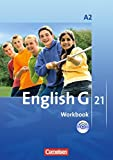 English G 21 - Ausgabe A - Band 2: 6. Schuljahr - Workbook (mit CD)