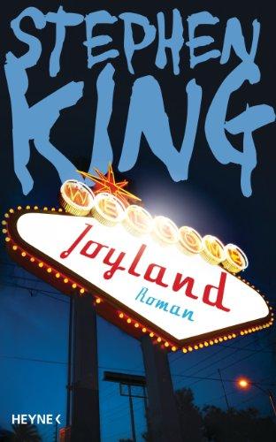 Buchseite und Rezensionen zu 'Joyland' von Stephen King