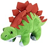 Wild Republic 15312 - Dinomites Plüsch Stegosaurus, 38 cm