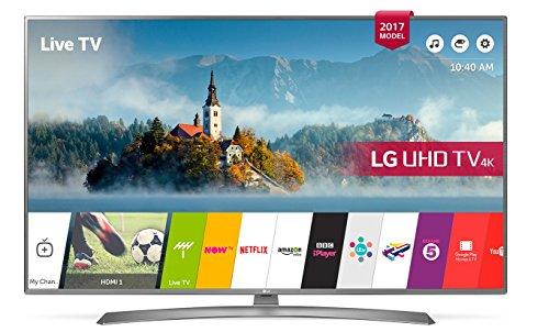 LG - Televiseurs led de 55 pouces 55 UJ 670 V -