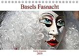 Basels Fasnacht (Tischkalender 2019 DIN A5 quer): Schöne Masken, Musik und schweizer Charme! (Monatskalender, 14 Seiten ) (CALVENDO Orte)