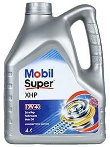 Mobil Super XHP 10W-40 Motor Oil (4 L)