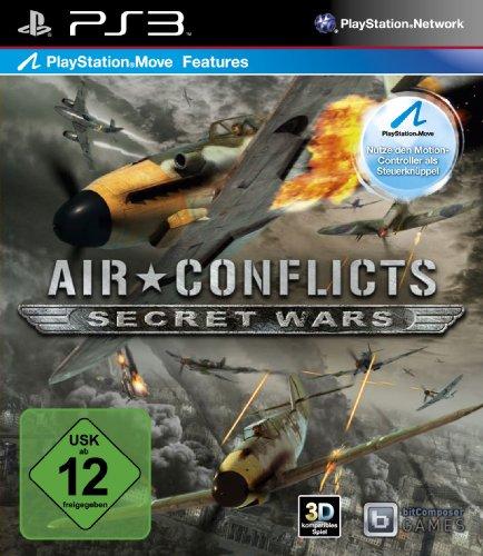 Preisvergleich Produktbild Air Conflicts: Secret Wars
