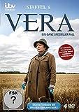 Vera - Ein ganz spezieller Fall/Staffel 8 [4 DVDs]