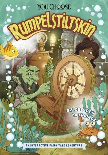 Rumpelstiltskin : an interactive fairy tale adventure