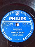 "Hawk-Eye / Your Love [10"" shellac 78 rpm]"