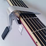 Anpro Guitar Capo for Acoustic, Classical and Electric Guitar Made of Aluminum Alloy