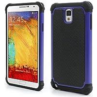 Katinkas Hybrid Outdoor Case für Samsung Galaxy Note 3 N9005/N9002/N9000 schwarz/blau