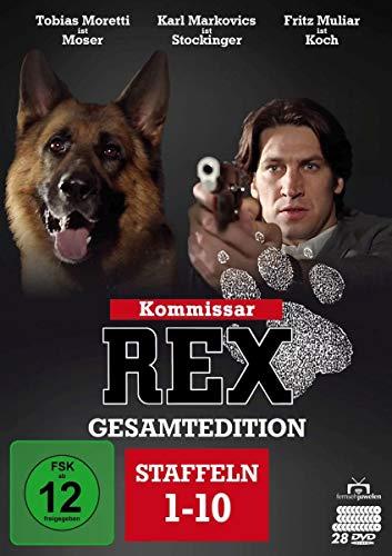 Gesamtedition (Staffel 1-10 + Bonus-Disc) (28 DVDs)