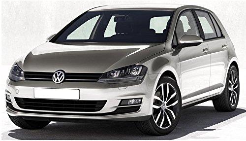 Déflecteurs pour VW Golf VII, G + D /2012- / Avant et Arriere, 4 pcs, 5-Portes