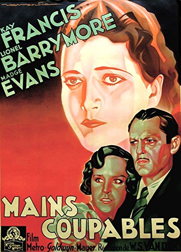 Hand Movie Poster (Guilty Hands Movie Poster Masterprint (60,96 x 91,44 cm))