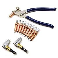 AB Tools Cleco Temporary Fastener/Rivet for Body Panel Repair Work