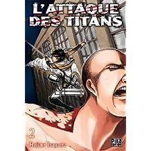 L'Attaque des Titans T02
