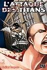 L'Attaque des Titans, tome 2 par Isayama