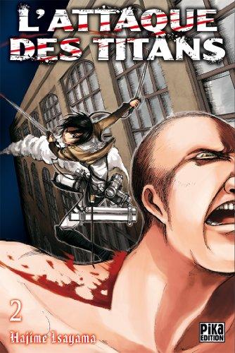 Attaque Des Titans (l') Vol.2 par Hajime Isayama