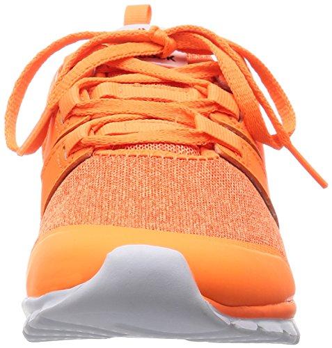 Reebok Sublite Authentic 2.0 Mtm, Chaussures de Running Compétition Femme Orange - Orange (Electric Peach/Energy Orange/Wht/Cel Orchd)