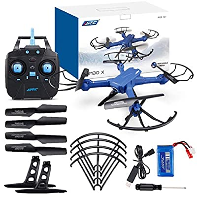 Momola JJRC H38 RC Drone FPV 2.4G 4CH 6 Remote Control Quadcopter Drone with Axes & 2MP Wide Angle WiFi Camera