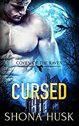 Cursed: gothic paranormal romance (Coven of the Raven Book 1)