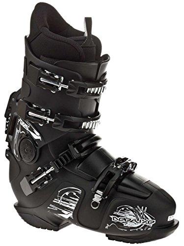 Da Snowboard da uomo Boot DEELUXE Track 3252016Hard Boots, Black, 45