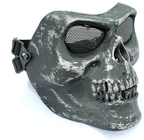 leton Teufel Maske Nachahmung Der US Military CS Maske Haunted House Requisiten (The Haunted-maske Halloween-maske)