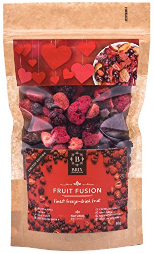 Freeze-dried Fruit Fusion 80g Test