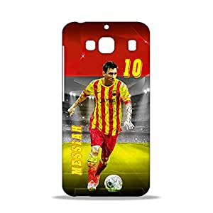 ezyPRNT Messiah X Beautiful Premium PC Plastic Mobile Back Case Cover for Xiaomi Redmi 2