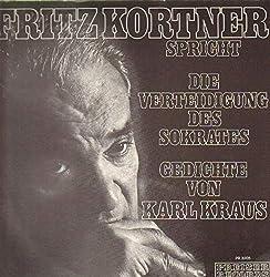 Die Verteidigung des Sokrates, Gedichte [Vinyl LP]