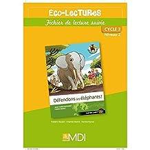 Défendons les éléphants - Fichier d'activités de Frédéric Baujon (Adapté par), Perrine Hyvon (Adapté par), Chantal Destré (Adapté par) (12 janvier 2011) Relié