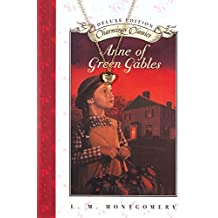 Anne of Green Gables Deluxe Book and Charm