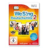 We Sing Deutsche Hits 2 (Standalone) - [Nintendo Wii] -