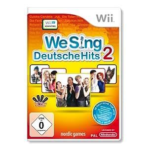 We Sing Deutsche Hits 2 (Standalone) - [Nintendo Wii]