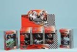 Globo Toys Globo-34511spidko Druckguss Racing Motorrad (2-teilig)