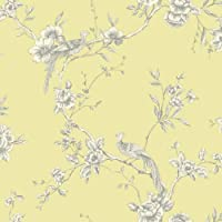 Arthouse Wallpaper Chinoise Yellow 422804 Sample from Arthouse