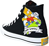 Converse Chucks All Star Bestellnummer 146810 Gr.: 41/7,5 Limited Edition THE SIMPSONS