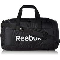 Reebok Sport Essentials Large Grip Deporte Bolsillos, Negro, 750x 40x 33cm, 70L