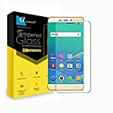 Ascension Curve Tempered Gorilla Glass Screen Protector High Premium Quality 9H hard 2.5D Ultra Clear for - Gionee P7 Max.A broken Gionee P7 Max screen is going to cost about 15000 to replace! FOR A FRACTION OF THAT PRICE - Ascensions® Tempered Glass...
