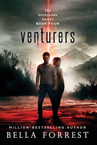 Hotbloods 4: Venturers: Volume 4