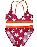 Color Kids 103268 - Mädchen Bikini Badeanzug mit Sternen Gr. 92 - 152 (92)